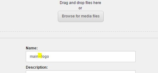 Sitecore Upload an image via Image upload dialog box - cropped