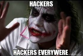 hacker everywhere